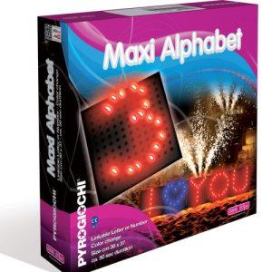 Maxi Alphabet Numero